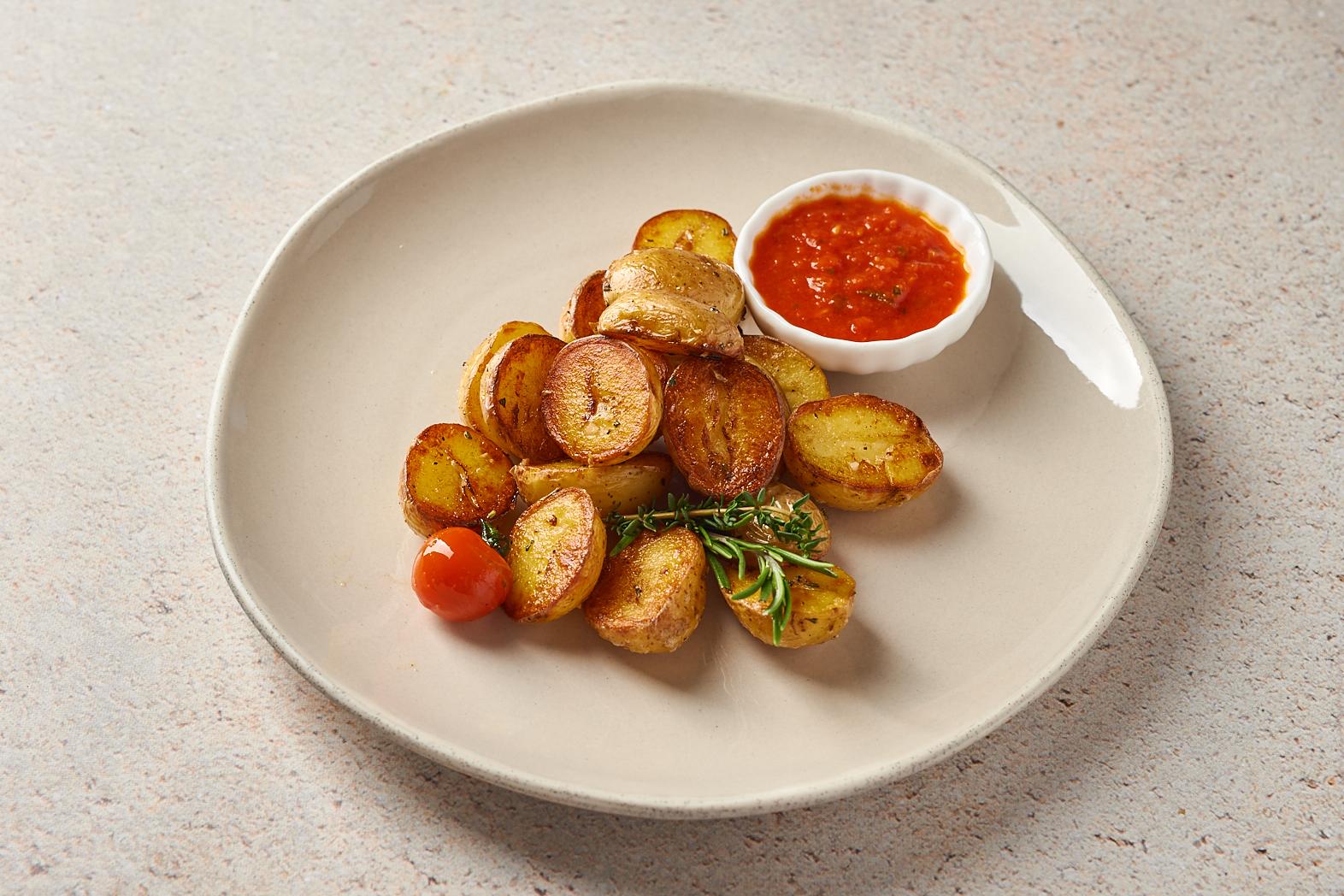 Картофель жареный Чайка