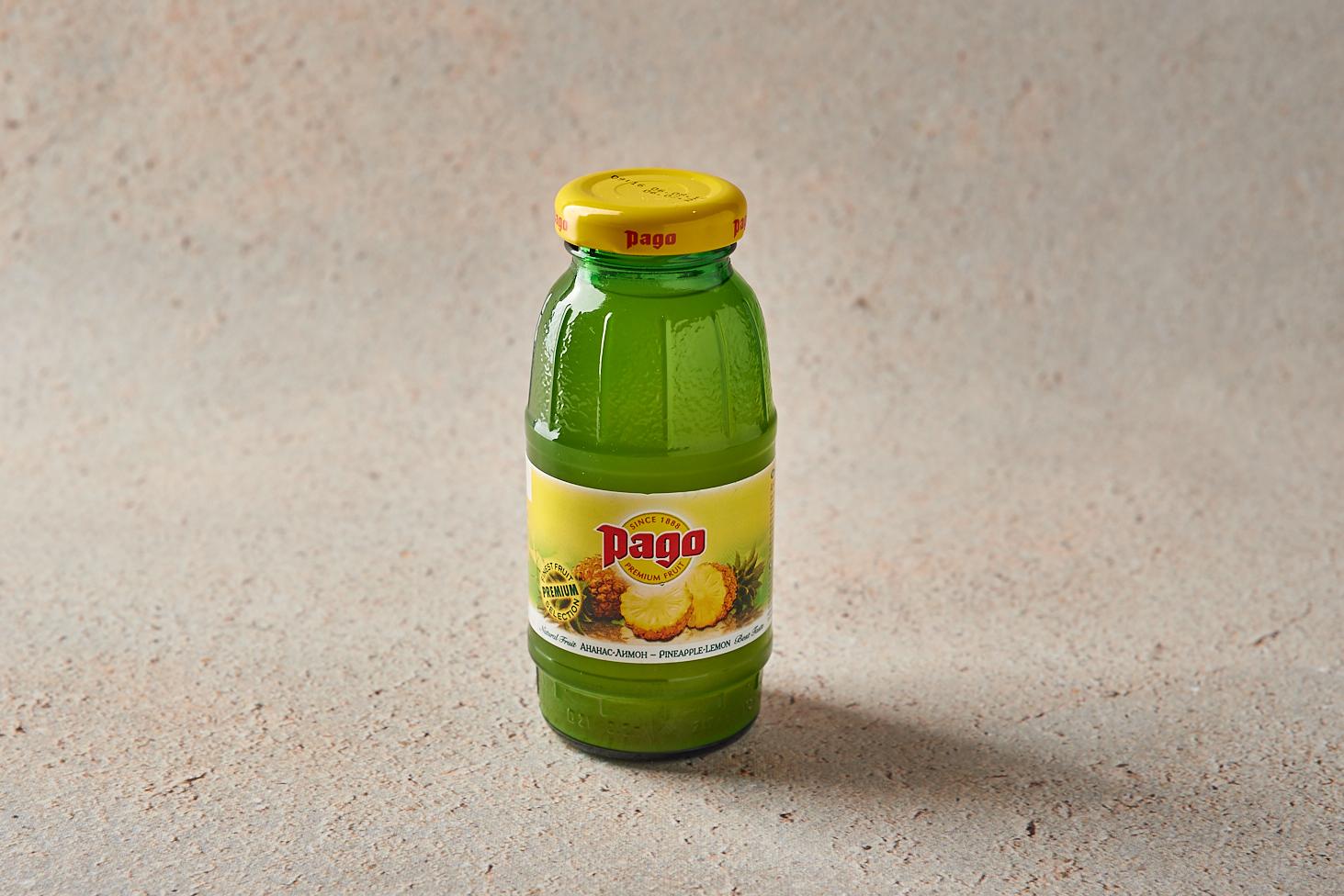 Сок Pago ананас