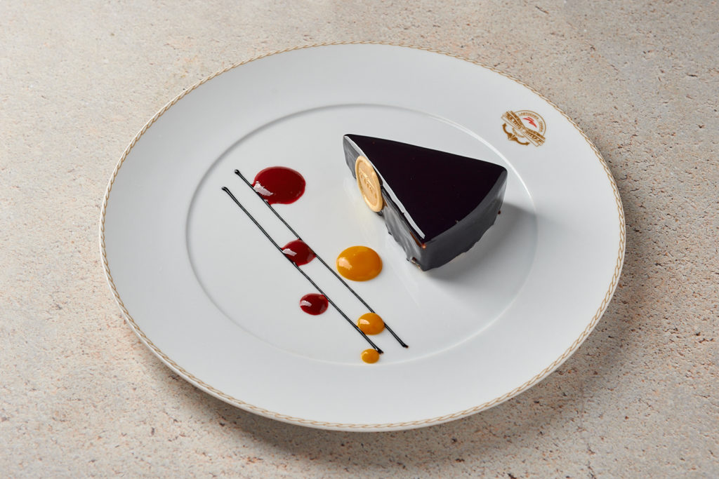 Торт «Ласточка»